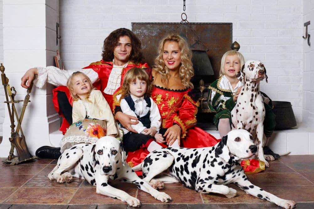 Dalmatiner als Familienhund?