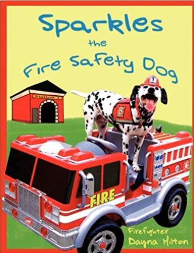 Sparkle the Fire Safety Dog